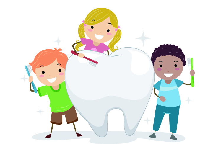 dentista para niños, odontología pediátrica